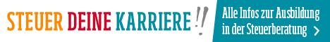 Logo: Logo Steuer deine Karriere -