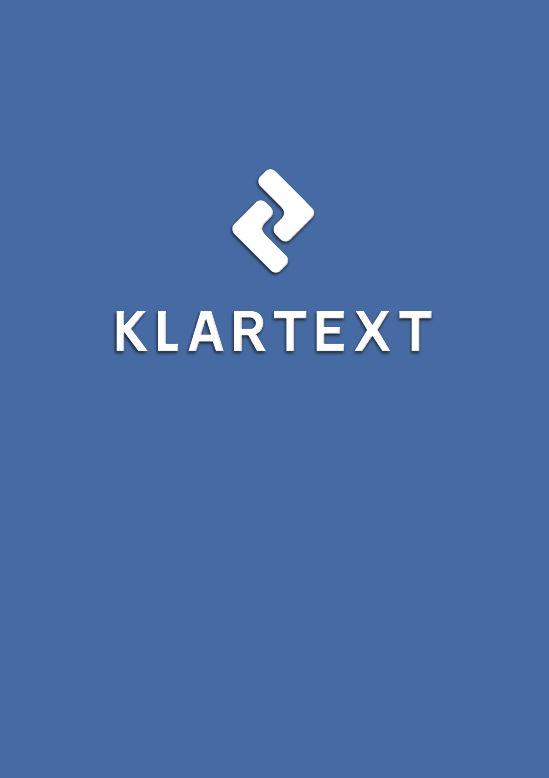 Klartext Magazin: 01-2019