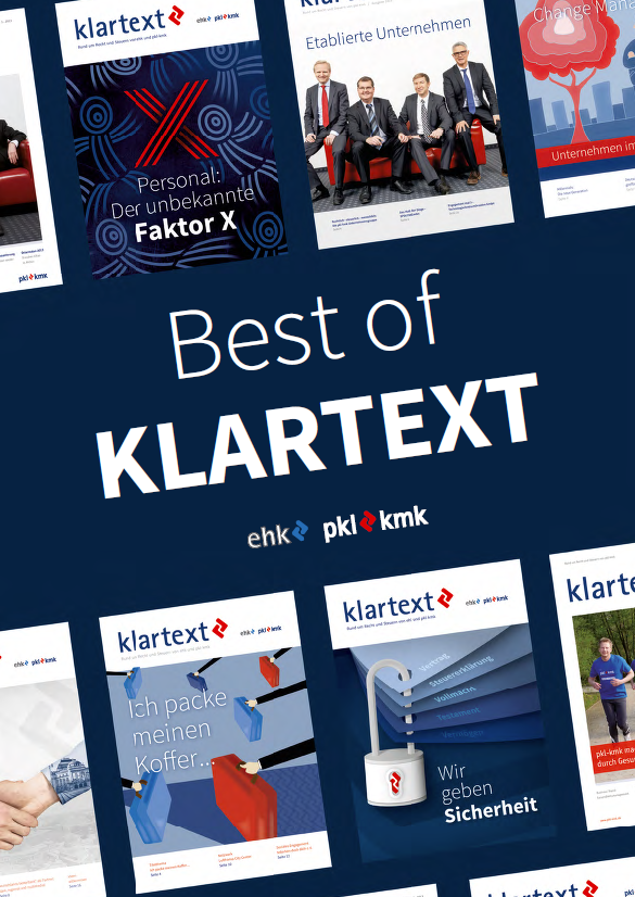 Klartext Magazin: Best of Klartext