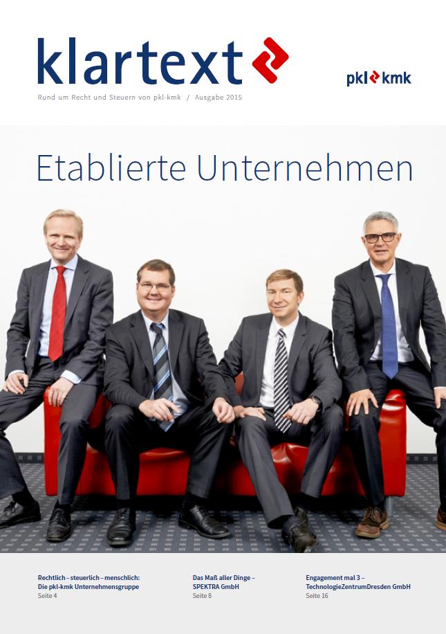 Klartext Magazin: 01-2015